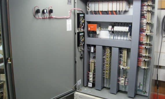 Electrical Control Panels   Manufacturing