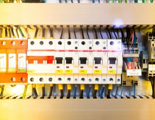 Electrical Manufacturing - Power Factor Correction