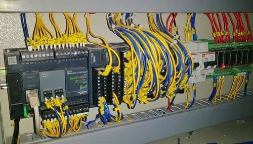 PLC Automation Panels | Electrical Manufacturing