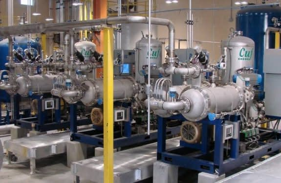 Electrical Engineering Industries - Water works and water treatment