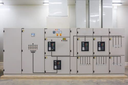 Electrical Manufacturing - Motor Control Centres